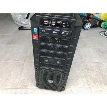 Obudowa Coolermaster HAF 932 + Nagrywarka DVD LG