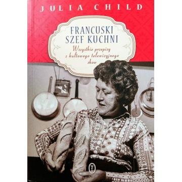 Francuski szef kuchni Julia Child - Stan BDB!!!