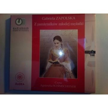 Z Pamiętników Młodej Mężatki - Audiobook