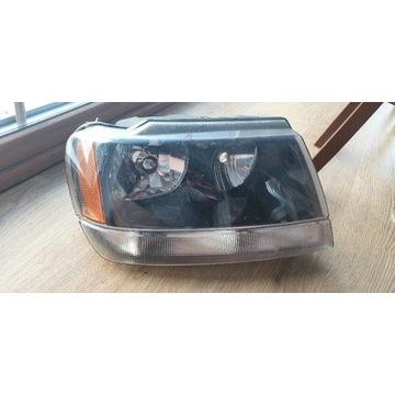 Lampa przednia prawa do Jeep Grand Cherokee 2003 r