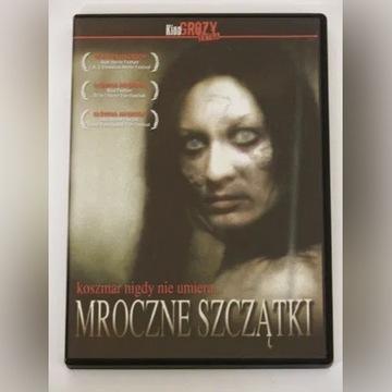 MROCZNE SZCZĄTKI (DVD)