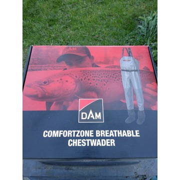 Spodniobuty DAM Comfortzone Breathable Chest XL