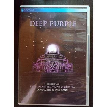Deep Purple The London Symphony Orchestra DVD
