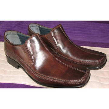 Eleganckie mokasyny buty  Burton nowe roz 41   7