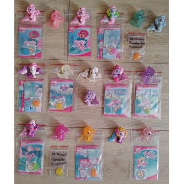 Kolekcja My Little Pony Syrenki Saszetki G3,5