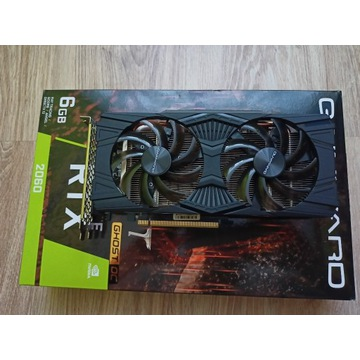 Karta Graficzna Gainward GeForce RTX 2060 Ghost OC