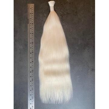 Włosy Słowiańskie dewizce 50 cm 120 gr  Blond #20
