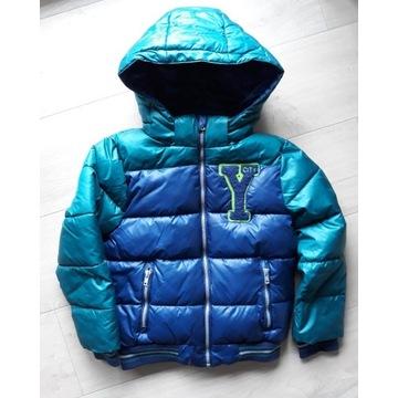 Chłopięca kurtka COOLCLUB  zimowa  r.122