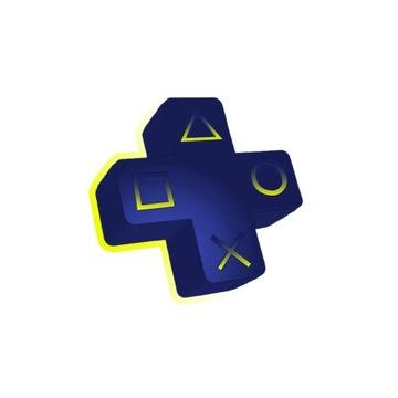 KONTA PLAYSTATION PLUS PAKIET 6x14 84 DNI PS4