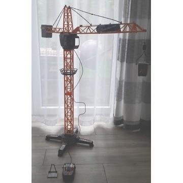 Dźwig sterowany, wysokość ok. 100cm, cena 40zł