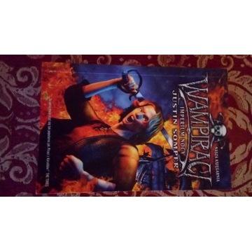 książka Wampiraci-Imperium Nocy