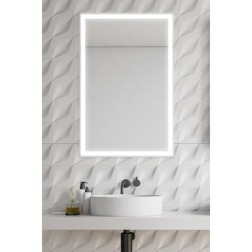 Lustro Podświetlane Łazienkowe LED 60x80