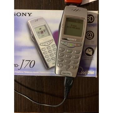 Sony CMD -J70 stan fabryczny