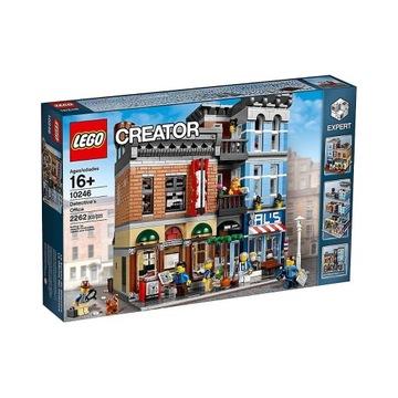 Lego Creator Expert 10246 - Biuro detektywa.