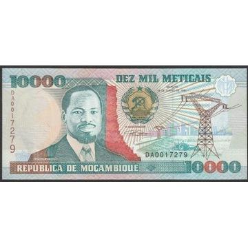 Mozambik 10000 meticais 1991 - DA001 - stan UNC