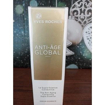 Yves Rocher esencja serum ANTI AGE GLOBAL