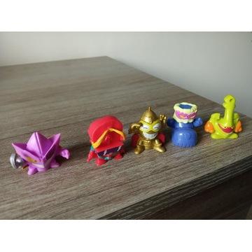 Superzings seria 5 komplet figurek