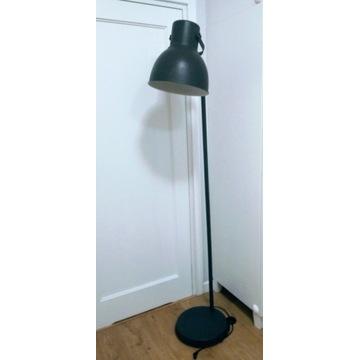 Lampa podłogowa IKEA HEKTAR ciemnoszara KRAKÓW