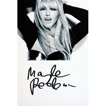 Maryla RODOWICZ - autograf