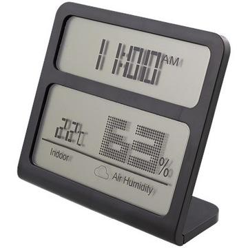 Minitermometr z zegarem Różne warianty