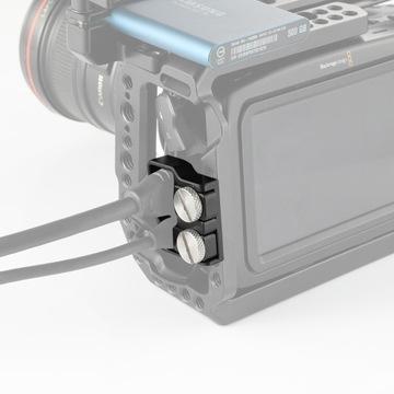 SmallRig 2246B uchwyt kabli BMPCC 4K/6k