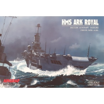 Ark Royal ANGRAF. Druk offsetowy. Okazja!!!