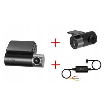 PEŁNY ZESTAW kamera 70mai A500S + RC06 + UP02 +GPS