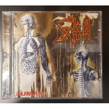 Death - Human CD wyd.1998  stan bdb klasyka metalu