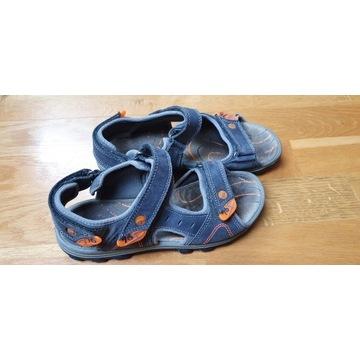 Sandały chłopięce Primigi rozmiar 39