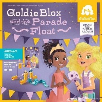 GoldieBlox klocki konstrukcyjne Parada lego hit