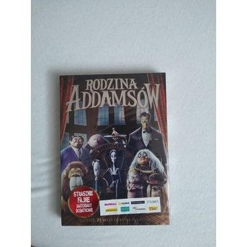 Rodzina ADDAMSÓW DVD wysyłka gratis