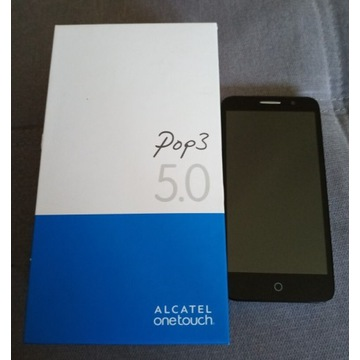 Alcatel One Touch Pop 3 5'' 4G LTE 1/8GB 5065X