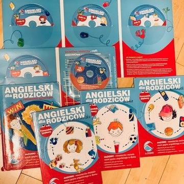 Pakiet dla rodziców do angielskiego dzieci w domu