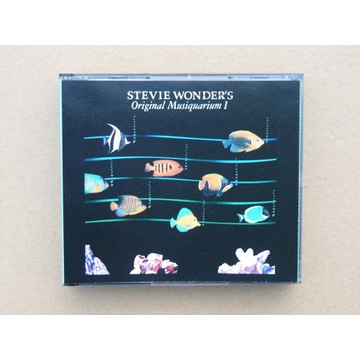 2cd Stevie Wonder Original Musiquarium 1wydUSA1992