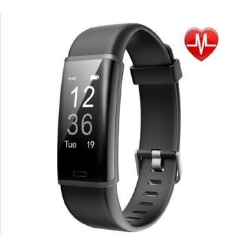Smartwatch zegarek fitness tracker lintelek id 130