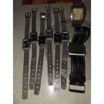 Zegarki w różnym stanie