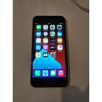 Iphone 6s Space Gray 128GB Idealny/Nowa bateria