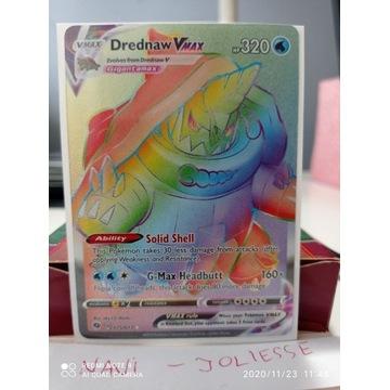 Drednaw VMax Rainbow Secret Full Art 75/73 CH P