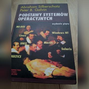 Podstawy Systemów Operacyjnych Silberschatz Galvin