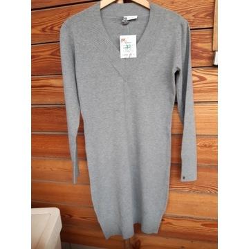Nowy sweter -tunika , rozm 42