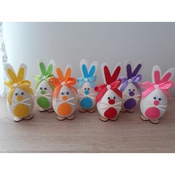 Zajączki wielkanocne, stroik, dla dzieci,Wielkanoc