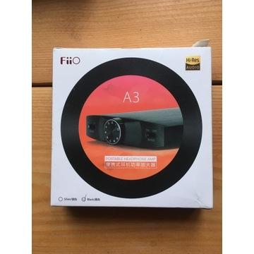 Mini Wzmacniacz FiiO A3 do odtwarzacza mp3