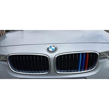 nerki BMW f30,31 orginał ,chrom plus barwy m power