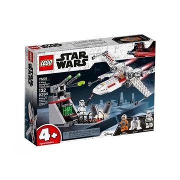 LEGO Star Wars  75235 Atak myśliwcem X-Wing Nowy