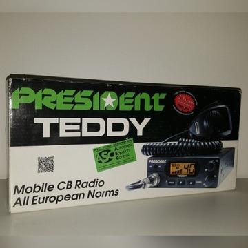 PRESIDENT TEDDY Mobile CB Radio