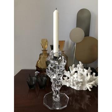 Kryształowy świecznik Kaz firmy Gaia & Gino