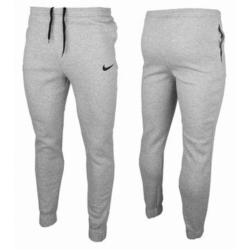 Spodnie dresowe Nike Park 20 szare