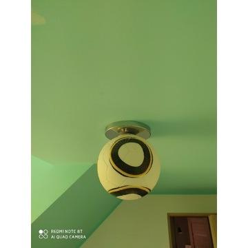 Lampa sufitowa piłka