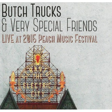 BUTCH TRUCKS-PEACH 2015-2CD/ ALLMAN BROTHERS BAND