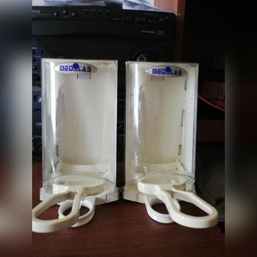 Dozownik łokciowy STERISOL - plastikowe ramie